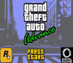 Grand Theft Auto Advance title screenshot