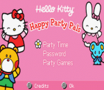 Hello Kitty - Happy Party Pals title screenshot
