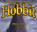 Hobbit, The title screenshot