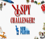 I Spy Challenger! title screenshot
