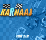 Karnaaj Rally title screenshot