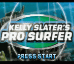 Kelly Slater's Pro Surfer title screenshot