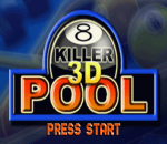 Killer 3D Pool title screenshot