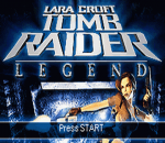 Lara Croft Tomb Raider - Legend title screenshot