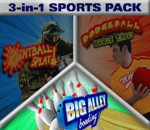 Majesco's Sports Pack title screenshot