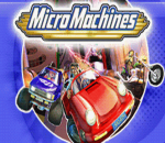 Micro Machines title screenshot