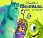 Monsters, Inc. title screenshot