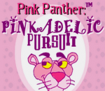 Pink Panther - Pinkadelic Pursuit title screenshot