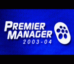Premier Manager 2003-04 title screenshot