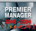 Premier Manager 2005-2006 title screenshot