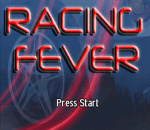 Racing Fever title screenshot