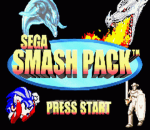 Sega Smash Pack title screenshot