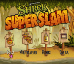 Shrek - Super Slam title screenshot