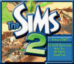 Sims 2, The title screenshot
