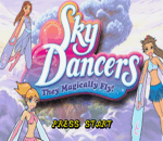 Sky Dancers - They Magically Fly! title screenshot