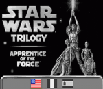 Star Wars Trilogy - Apprentice of the Force title screenshot