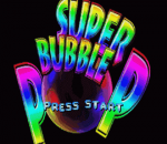 Super Bubble Pop title screenshot