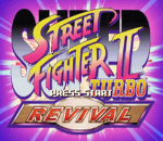 Super Street Fighter II Turbo - Revival title screenshot