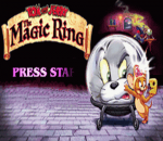 Tom and Jerry - The Magic Ring title screenshot