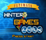 Ultimate Winter Games title screenshot