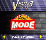 V-Rally 3 title screenshot