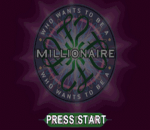 Who Wants to Be a Millionaire - 2nd Edition title screenshot