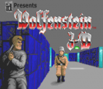Wolfenstein 3D title screenshot