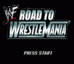 WWF - Road to WrestleMania title screenshot