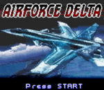 AirForce Delta title screenshot