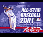 All-Star Baseball 2001 title screenshot