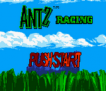 Antz Racing title screenshot