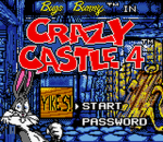 Bugs Bunny in Crazy Castle 4 title screenshot