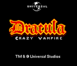 Dracula - Crazy Vampire title screenshot