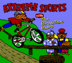 Extreme Sports with the Berenstain Bears title screenshot