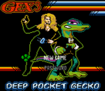 Gex 3 - Deep Pocket Gecko title screenshot