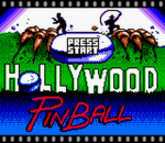 Hollywood Pinball title screenshot