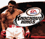 Knockout Kings title screenshot