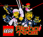 LEGO Alpha Team title screenshot