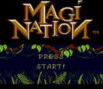 Magi Nation title screenshot