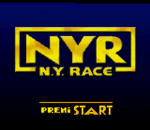 N.Y. Race title screenshot