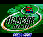 NASCAR 2000 title screenshot