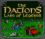 Nations, The - Land of Legends title screenshot
