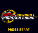 No Fear - Downhill Mountain Biking title screenshot