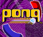 Pong - The Next Level title screenshot