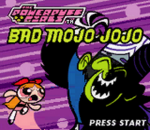 Powerpuff Girls, The - Bad Mojo Jojo title screenshot