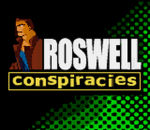 Roswell Conspiracies - Aliens, Myths & Legends title screenshot