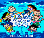 Rugrats in Paris - The Movie title screenshot