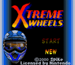 Xtreme Wheels title screenshot