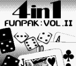 4-in-1 Fun Pak Volume II title screenshot