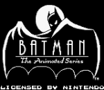 Batman - The Animated Series title screenshot